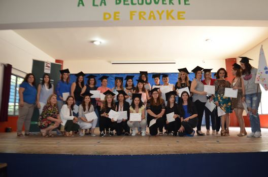 PARENTS' GRADUATION CEREMONY